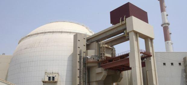 Central Nuclear en Irán