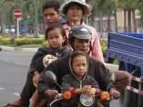 La economía de Camboya crecerá un 7,2% en 2013