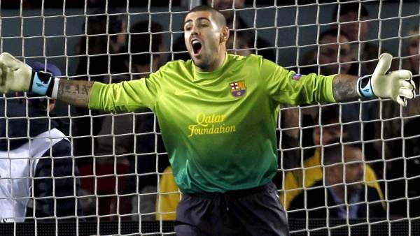 Víctor Valdés