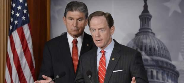 Republicanos y demócratas acercan posturas sobre el control de armas