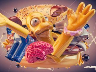 'Homer' - Antoni Tudisco