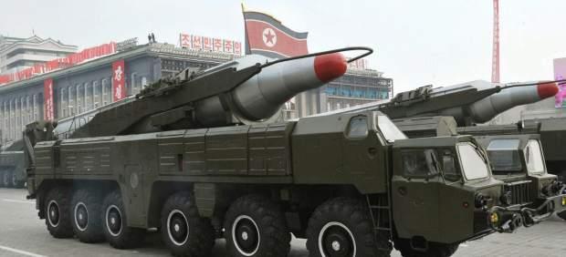 Misiles de Corea del Norte