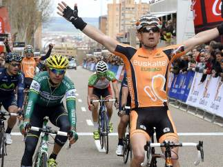 Pablo Urtasun vence en Valladolid