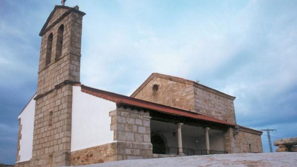 La iglesia de Sieteiglesias