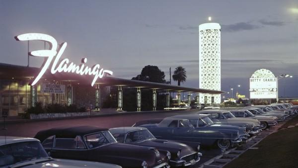 George Vernon Russell, The Flamingo Hotel,Las Vegas, c.1950