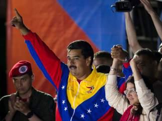 Maduro gana las elecciones venezolanas