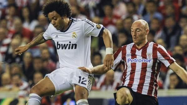 Marcelo ante el Athletic