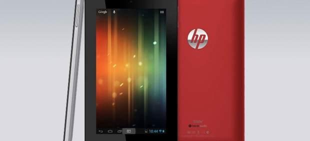 Las nuevas tabletas Android y Windows de HP llegan a España