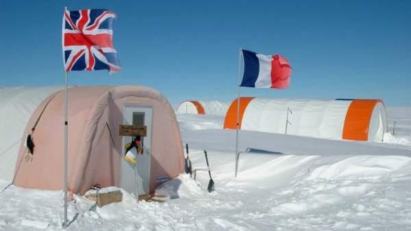James Ross (Península Antártica)