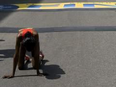 La atleta keniata Rita Jeptoo