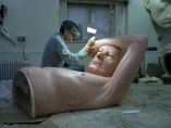 'Ron Mueck's Studio, January 2013'