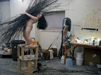 'Ron Mueck's Studio, November 2008'