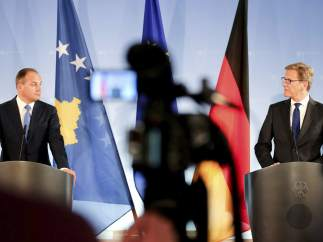Kosovo y Serbia negocian un acuerdo