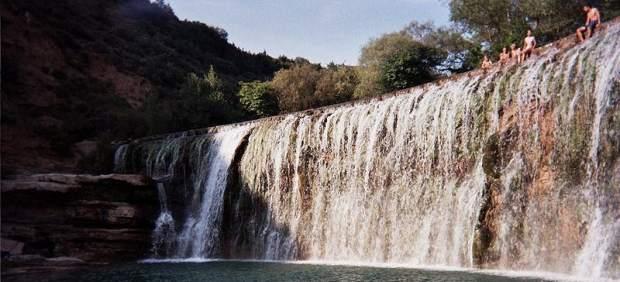 Parque Natural de la Sierra y Cañones de Guara, fruto del esfuerzo humano