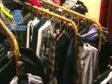 Recuperan 5.000 prendas de ropa robadas