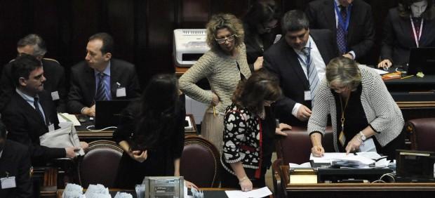 Nuevo presidente en Italia