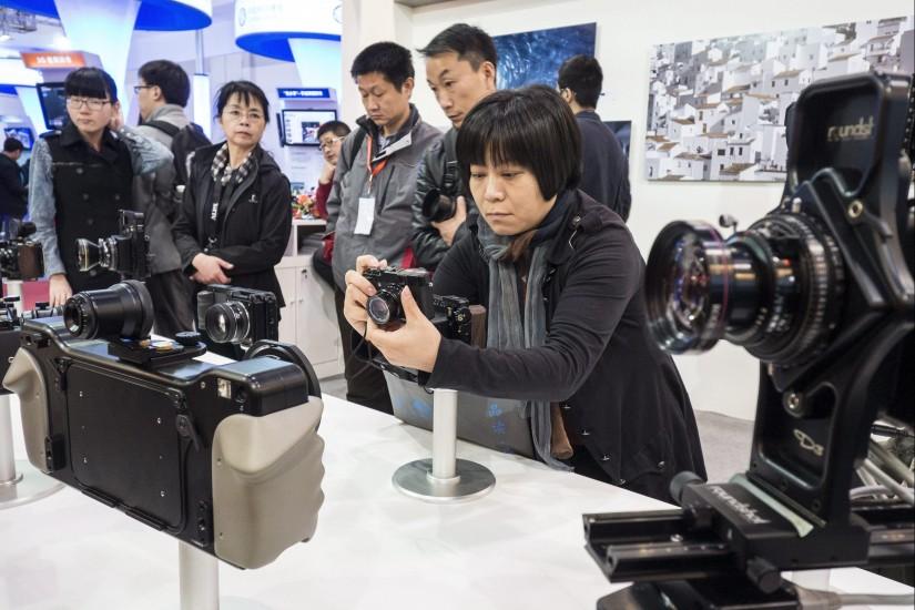 Feria Internacional de Cámaras Fotográficas