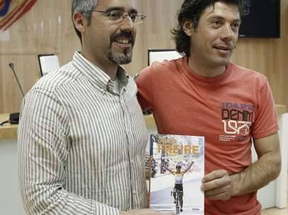 Óscar Freire presenta su biografía