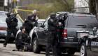 Boston, tomada por la Policía