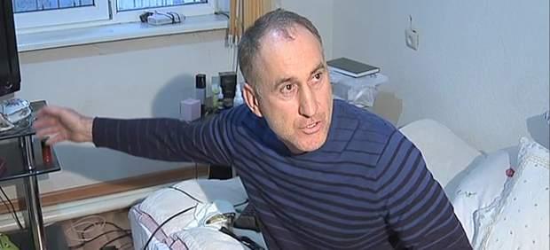 El padre de los hermanos Tsarnaev