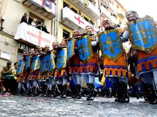 Fiesta de Moros y Cristianos en Alcoy