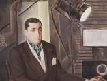 Retrato del Señor Jacques Gelman (Portrait of Mr. Jacques Gelman), 1945