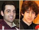 Los hermanos Tsarnaev
