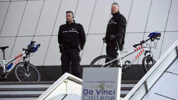 Amenaza de tiroteo en Holanda