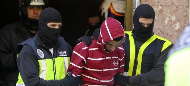 Detienen en España a dos terroristas