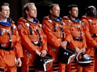 Fotograma de 'Armageddon'.