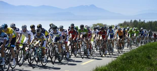 Segunda etapa del Tour de Romandía 2013