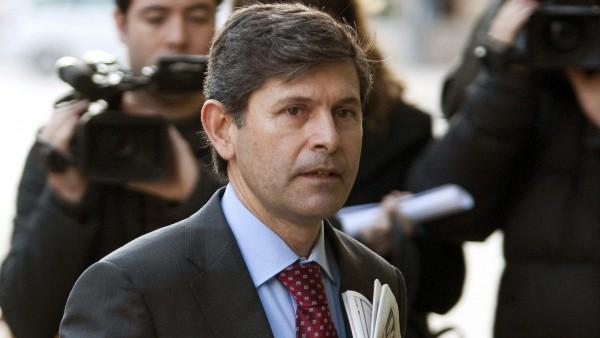 El alcalde de Castellón, Alfonso Bataller (PP)