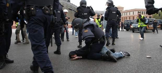 Detención en Atocha