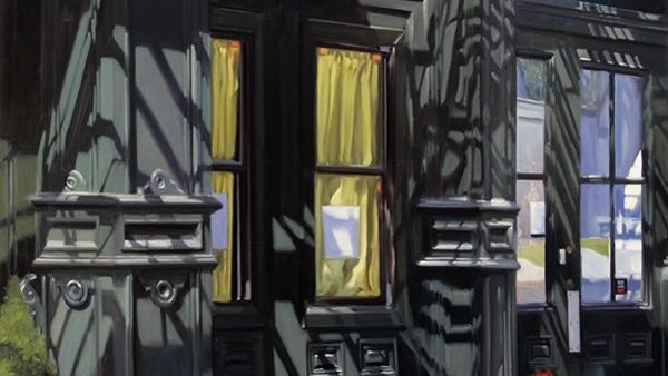 'Duane Street Shadows'