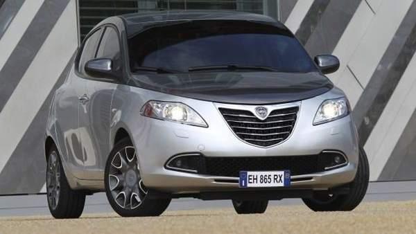 Nuevo Lancia Ypsilon GLP