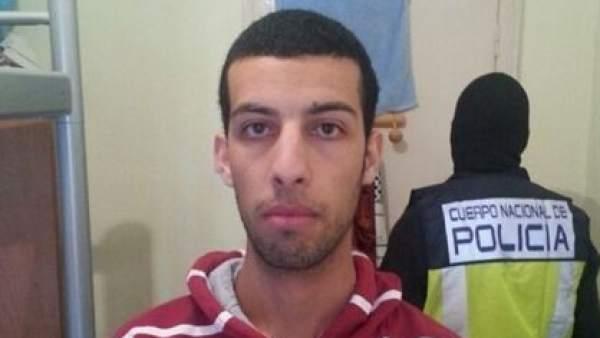 Islamista detenido