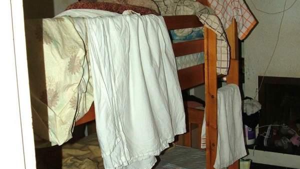 Habitación de un prostíbulo