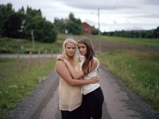 Victoria Froeyd y Sofie Nilsen