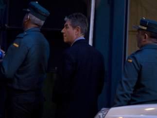 Bartomeu Muñoz, ex alcalde de Santa Coloma imputado en el 'caso Pretoria'.