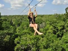 Chapuzones y más en la Riviera Maya