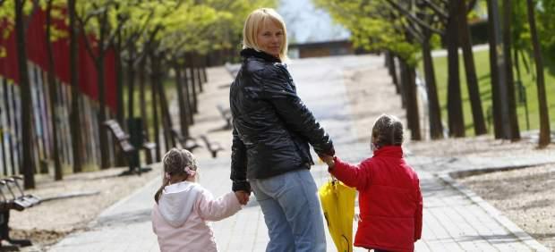 Afectados por el 'tasazo' en las escuelas infantiles de Madrid