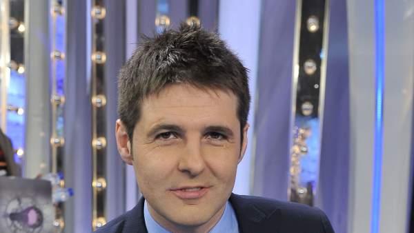 Jesús Cintora, nuevo presentador de 'Las mañanas de Cuatro'.