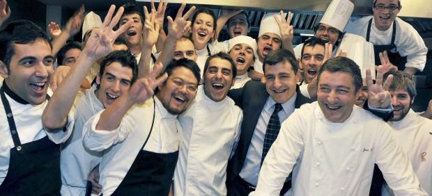 El Celler de Can Roca hace la maleta: el mejor restaurante del mundo se va de gira