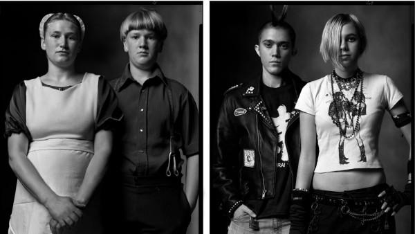 Amish Teenagers / Punk Teenagers, 2004