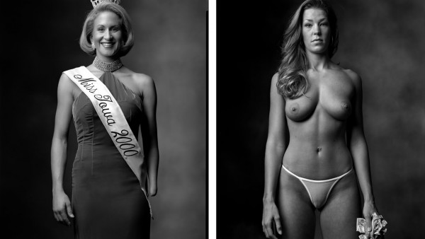 Beauty Pageant Contestant / Topless Dancer, 2000, 2002