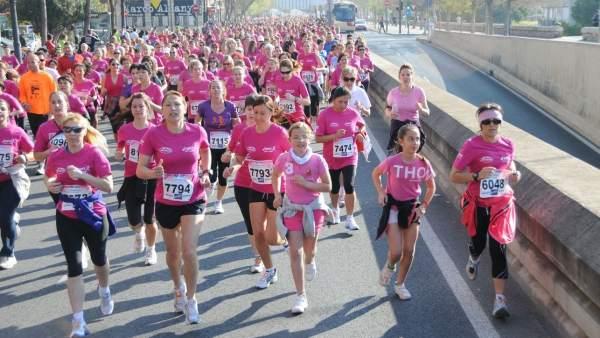 Carrera de la Mujer 2012