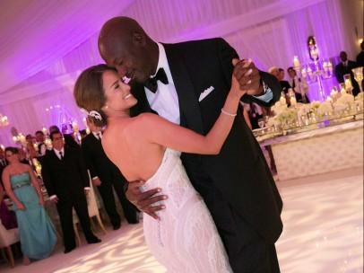 Jordan se casa con la exmodelo Yvette Prieto