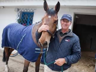 De Wit y su caballo, Huaso