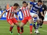 Amistoso del Atlético en Azerbaián
