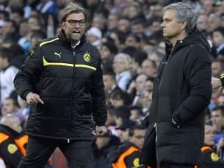 Mourinho y Klopp